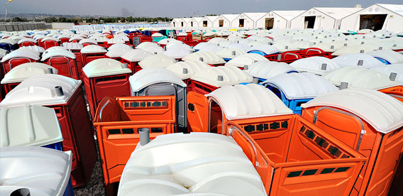 Champion Portable Toilets in Hinsdale,  IL